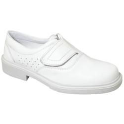 Londres Velcro Blanco 01