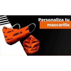 Mascarilla BKA Personalizada